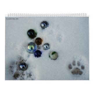 Loosing Q's Marbles II Calendar