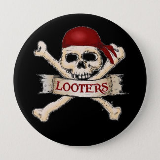 Looter Flair!! Pinback Button