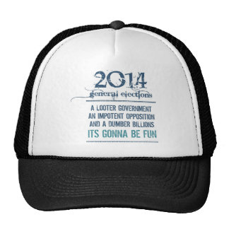 Looter_Govt..jpg Trucker Hat