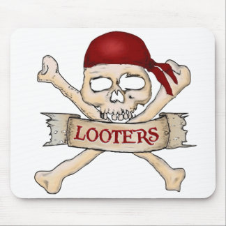 Looters Mousepad