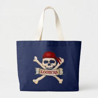 Looters Tote Bag