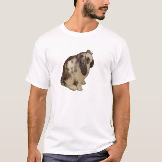 Lop Eared Baby Rabbit. T-Shirt