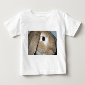 Lop Eared Bunny close-up Baby T-Shirt