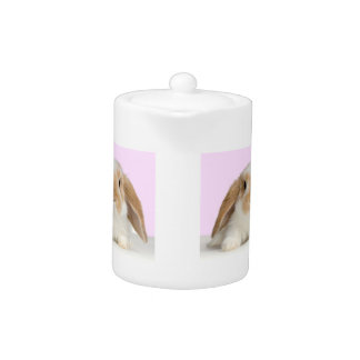 Lop-Eared Bunny Rabbit Teapot