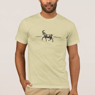 Lop Eared Dairy Goat Shirt