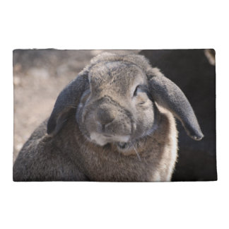Lop Eared Rabbit Travel Accessories Bag