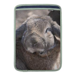 Lop Eared Rabbit MacBook Air Sleeves