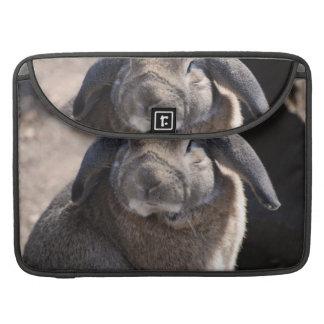 Lop Eared Rabbit MacBook Pro Sleeve