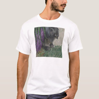 Lop eared  rabbit painting T-Shirt