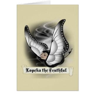 Lopeka the Truthful Card