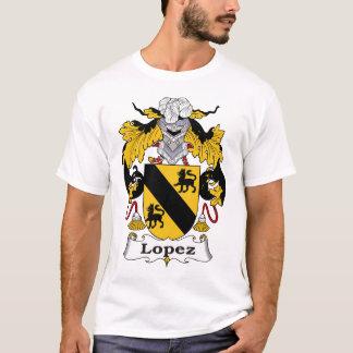 Lopez Crest T-shirt