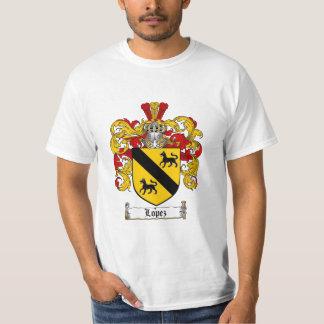 Lopez Family Crest - Lopez Coat of Arms T-Shirt