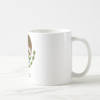 Lopez Mexican National Seal Classic White Coffee Mug