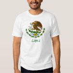 Lopez Mexican National Seal T-shirt