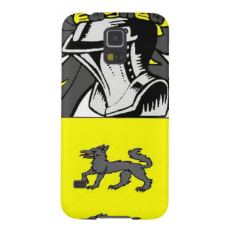Lopez (Spanish) Coat of Arms Galaxy S5 Cover
