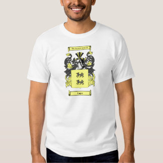 Lopez (Spanish) Coat of Arms Tee Shirt