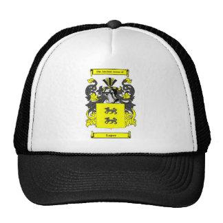 Lopez (Spanish) Coat of Arms Trucker Hat