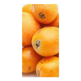 Loquats Personalized Photo Card