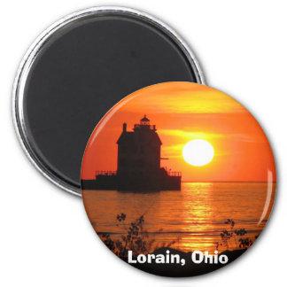 Lorain, Ohio, imán