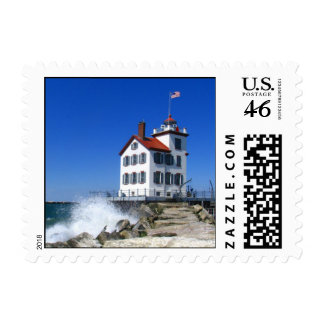 Lorain, Ohio, lighthouse stamps