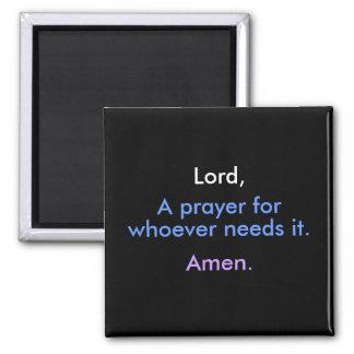 Lord, A Prayer - 1118 Magnet