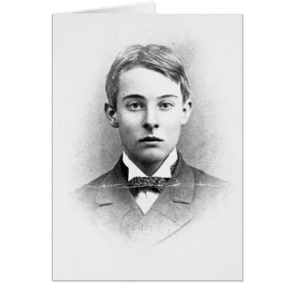 Lord Alfred Douglas Card