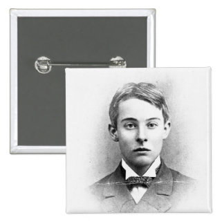 Lord Alfred Douglas Pinback Button