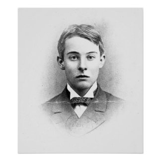 Lord Alfred Douglas Poster