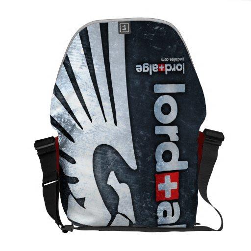 LORD+ALGE Messenger Bag