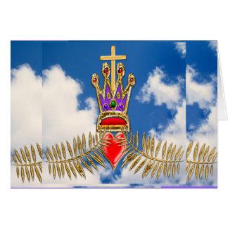 Lord and Savior-Greeting Card