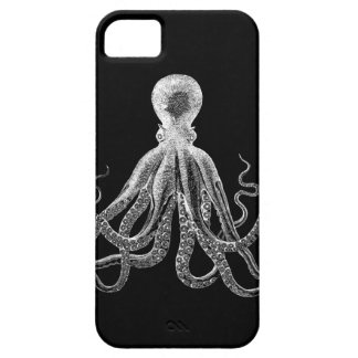 Lord Bodner Octopus Triptych iPhone SE/5/5s Case
