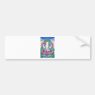 Lord Buddha Bumper Sticker