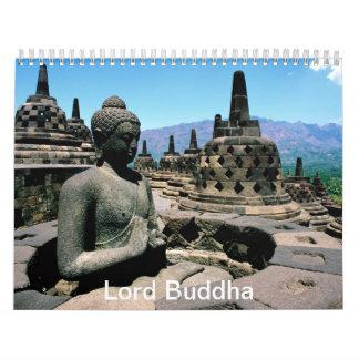 Lord Buddha calendar