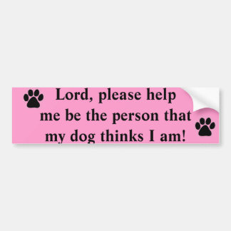 Lord Bumper Stickers