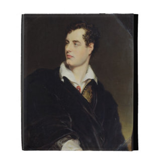Lord Byron after a Portrait painted by Thomas Phil iPad Cases