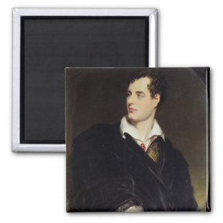 Lord Byron after a Portrait painted by Thomas Phil Magnet