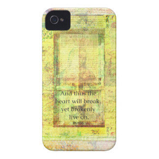 Lord Byron inspirational quote about LOVE and LIFE iPhone 4 Case-Mate Case