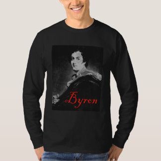 Lord Byron Painting T-Shirt