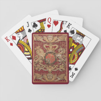 Lord Chancellor's Burse Playing Cards