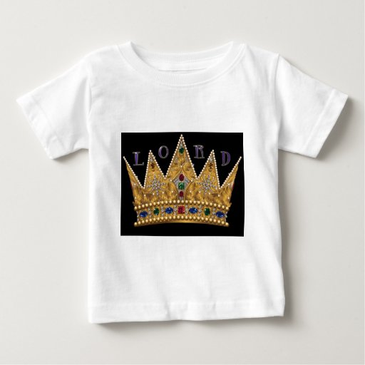 LORD Crowned Jewels Baby T-Shirt