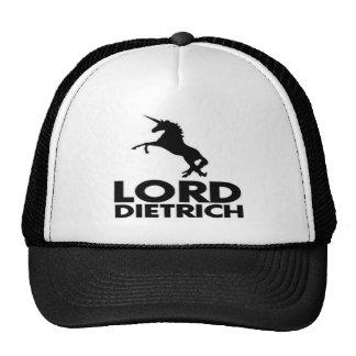 LORD ♞ DIETRICH TRUCKER HATS