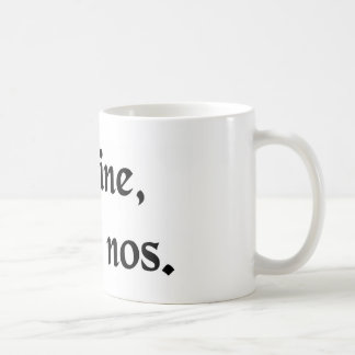 Lord, direct us. coffee mug