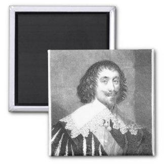 Lord Fairfax  illustration Fridge Magnets