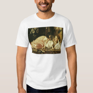 Lord Frederic Leighton Mother & Child Mother's Day T Shirt