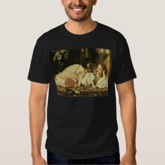 Lord Frederic Leighton Mother & Child Mother's Day T-shirt