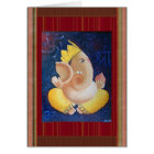 Lord Ganapati's blessings for Any occassion Card
