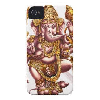 Lord Ganesa Good Luck Charm iPhone 4 Case