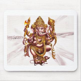 Lord Ganesa Mouse Pad