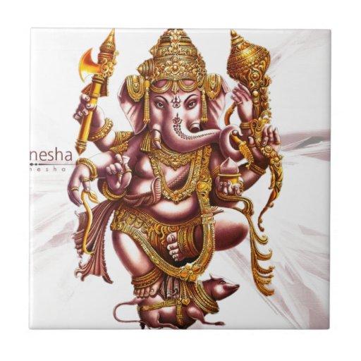 Lord Ganesa Tile