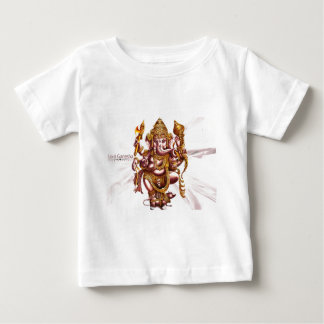 Lord Ganesh Good Luck Charm Tshirts